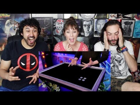Visualist Will Tsai: Close-Up Magic Act Works With Cards and Coins - Americas Got Talent REACTION!