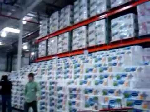 Costco Sydney - Sunday Chaos - Part 10 of 12 - Tissue paradise - My Life time Toilet paper