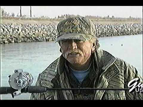 Fishing For Santee Cooper Catfish With Guide Gus Woodham