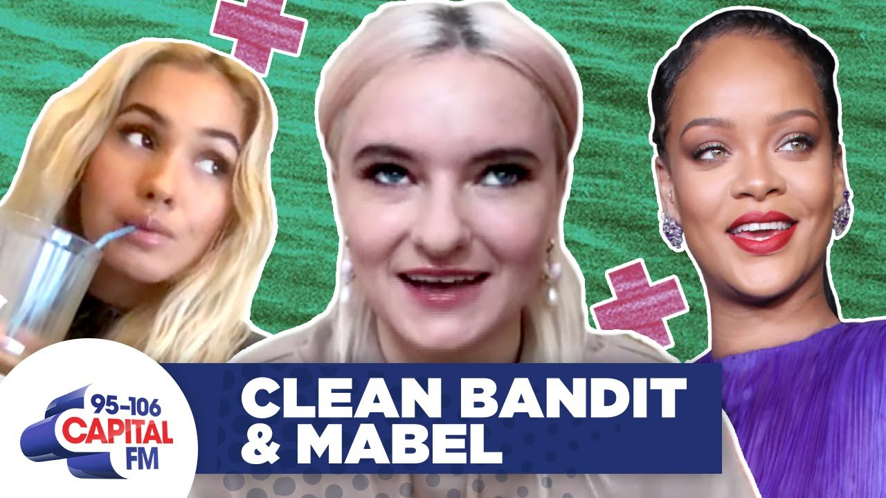 Clean Bandit Want A Rihanna Collab?!   Interview   Capital