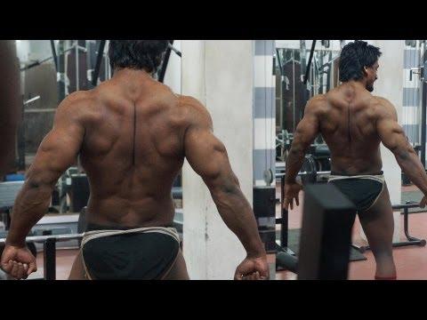 Bodybuilding Mr India Gouse Size Zero Motivational Youtube