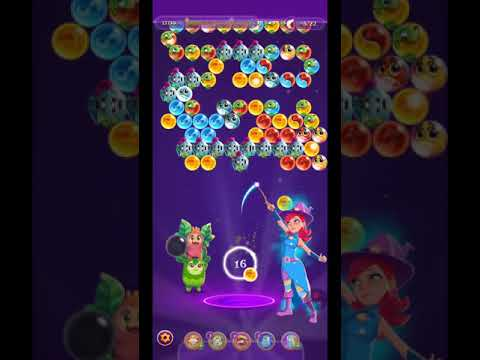 Bubble Witch 3 Saga Level 1275 ~ No Boosters