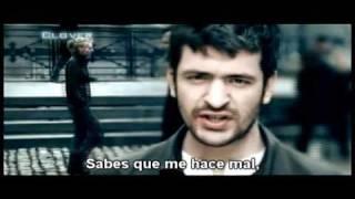 Ta main - Grégoire (subtitulo en español)