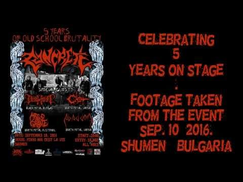 Concrete - 5 Years Of Old School Brutality - Full Show - Live