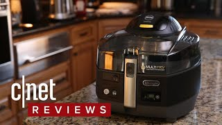 DeLonghi MultiFry 1363 review: Fries food with air and less oil