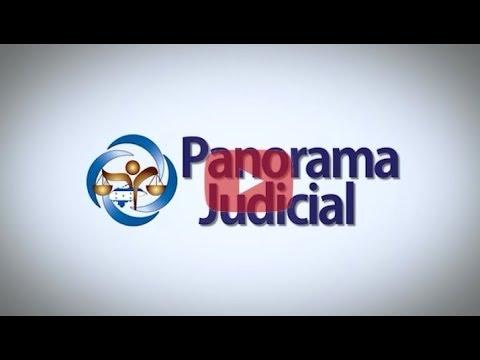 Panorama Judicial TV 63 19082017 - Tema: Portal Web Institucional PJdeHonduras