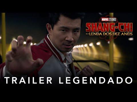 Shang-Chi e a Lenda dos Dez Anéis | Marvel Studios | Trailer Legendado