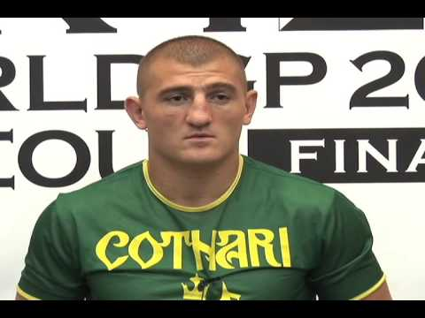 Catalin Morosanu - Pre-Fight Interview - Sep.24.2009