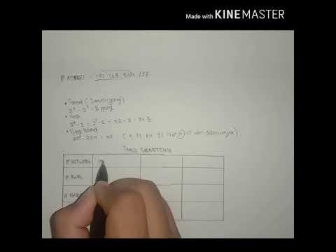 Cara Menghitung Subnetting IP Address Kelas C /30 Point to Point Link Download : https://bit.ly/2U5U.