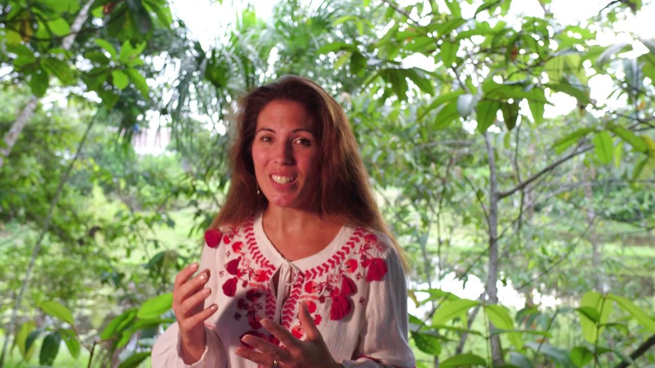 Plant Dieta Retreat Testimonial, Caya Shobo
