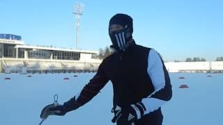 С чего нужно начать, чтобы научиться кататься на лыжах - видео урок
