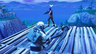 so I convinced him we were playing in soaring 50s... (Fortnite)