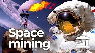 The SPACE MINING EMPIRE? The case for LUXEMBOURG - VisualPolitik EN