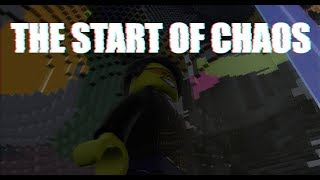 The Start of Chaos | LEGO Worlds |