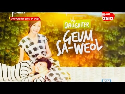 Download My Daughter Geum Sa-Weol (Opening Billboard) | Heart of Asia Channel