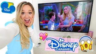 I'm on Disney Channel! Alisha Marie on Bizaardvark!!