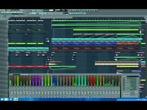 Andy Lopez - Passion  ( Fenix Killah Remix ) Fl Studio