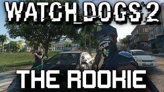 1/3 THE POLICE ACADEMY! WATCH DOGS 2 EPIC MOVIE