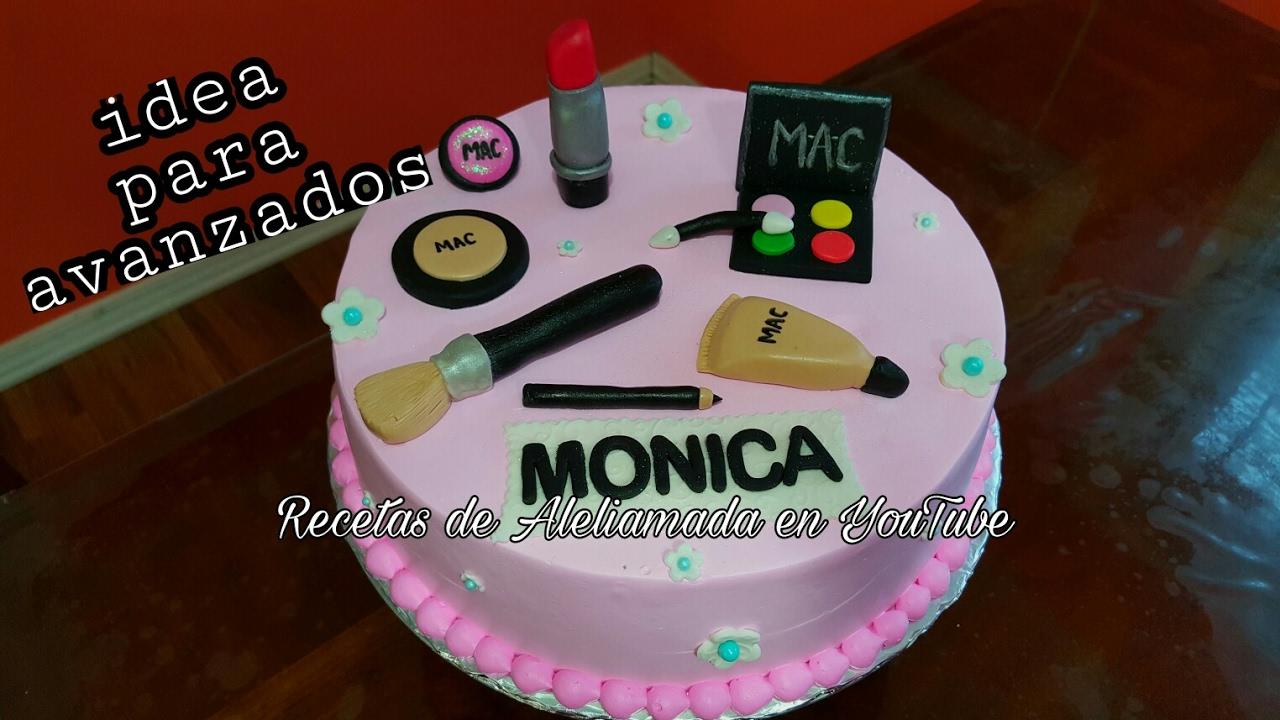 Imagenes De Maquillaje Para Descargar: Maquillaje Decoraciones Para Torta