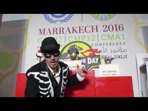 Fossil of the Day Recap - COP 22, Day 8 - European Commission, Indonesia, New Zealand