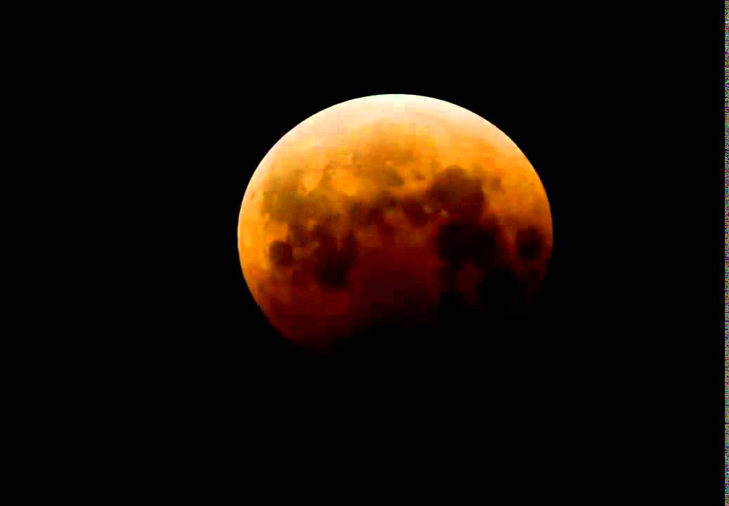 Lunar Eclipse 08 October 2014 - NASA FULL VERSION - YouTube