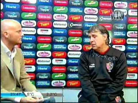 """Entrevista de Nacho Negri a Gerardo """"Tata"""" Martino - Somos Rosario - PartidosLeprosos.com.ar"""