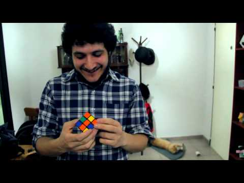 Un cubo para el cubo