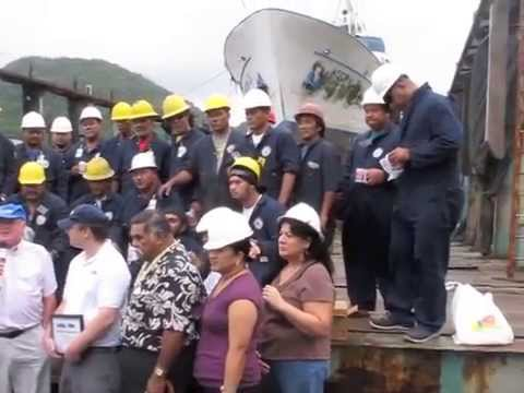 American Samoa Shipyard Improvements