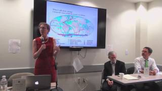 Research in Progress: The ECOllaborative Colloquium on Climate Change 10/30/15