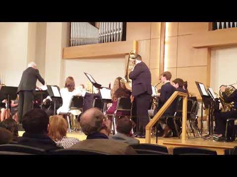 CU 2018 Honors Band pt. 3