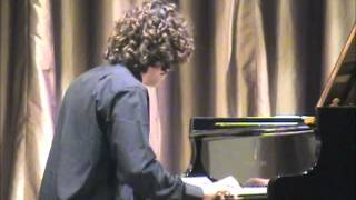 Ginastera: Danzas argentinas op.2 - Javier Villegas