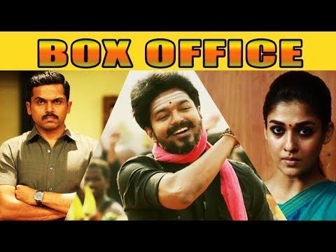 Mersal Vs Theeran Adhigaaram Ondru Box Office Collections : Will Theeran Beats Mersal Box Office ?