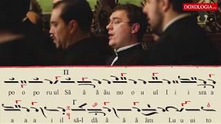 "Corul Byzantion - Stihira ""Acum, proorocia"""
