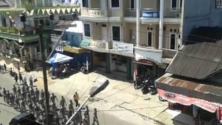 Hut RI 70. Pasukan Baris Berbaris Sma 1 Pagaralam