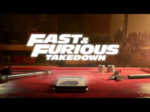 Fast & Furious Takedown | Helicopter Heist