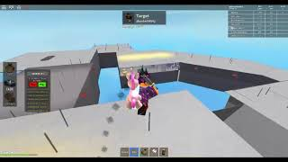 Roblox K.A.T ( I GOT OUT OF THE MAP!!!!)