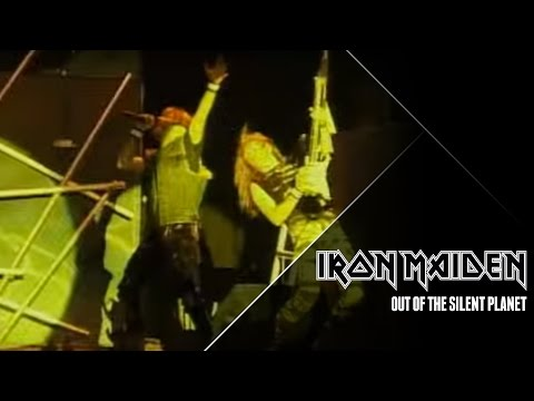 Iron Maiden - Out Of The Silent Planet (Official Video)