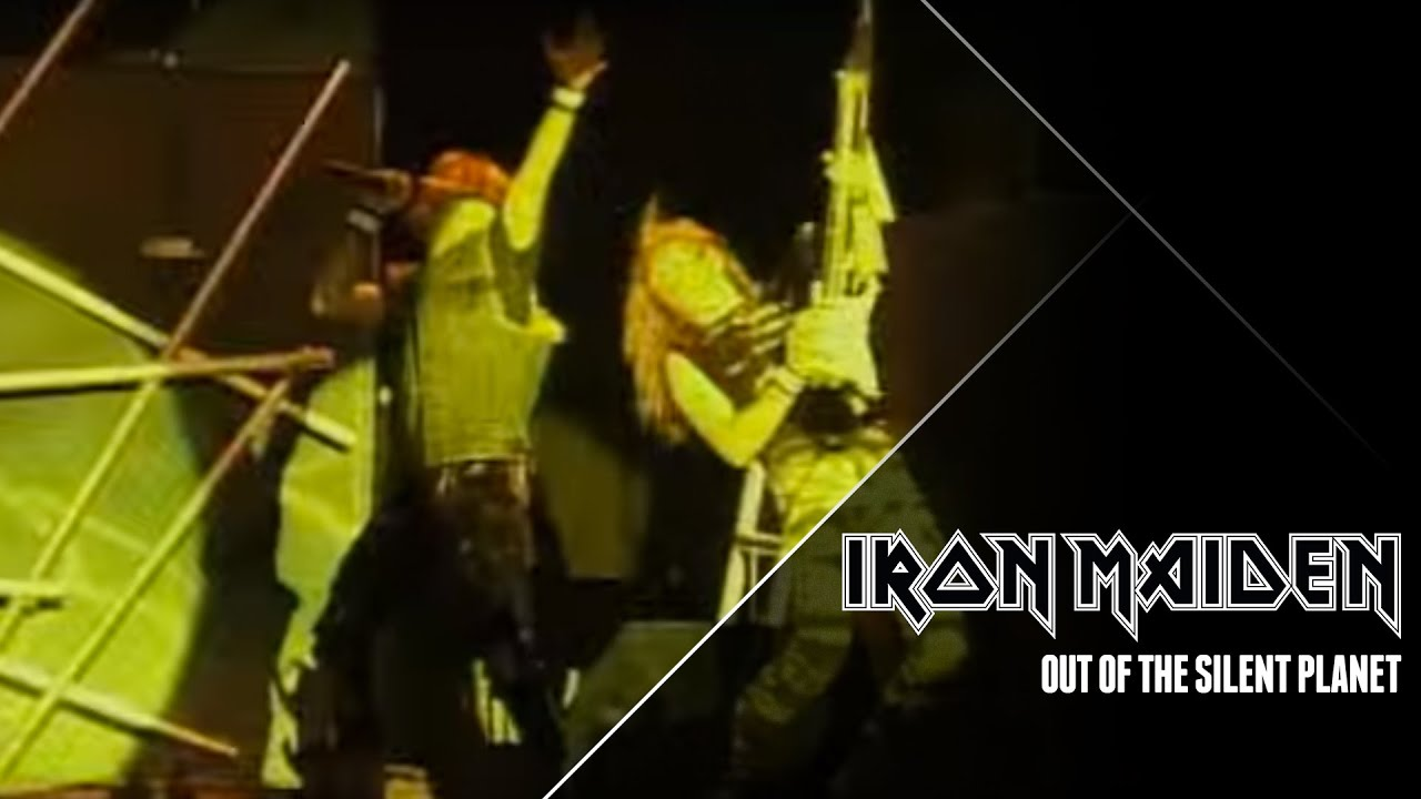 Iron Maiden - Out Of The Silent Planet  Official Video