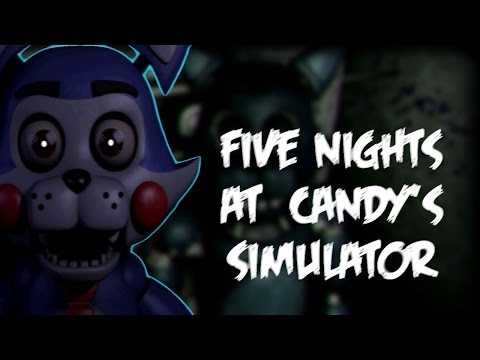 BLANK'S QUEST! | Five Nights at Candy's Simulator