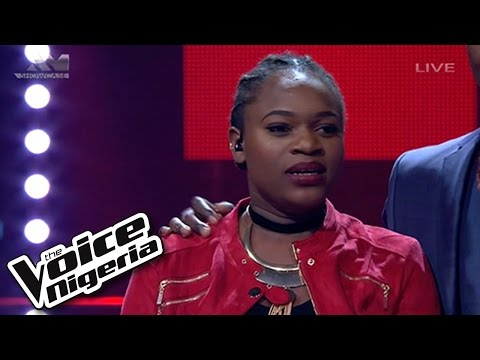 "Brenda sings ""All About That Bass""/ Live Show / The Voice Nigeria 2016"