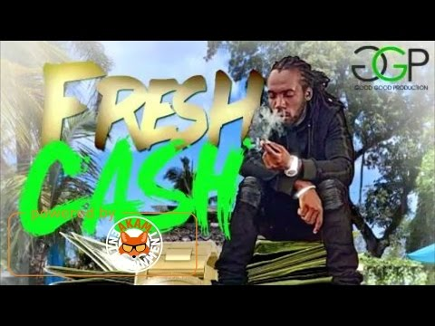 Mavado - Fresh Cash [Money Mix Riddim] April 2017