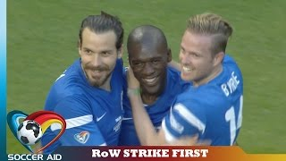 Seedorf Smashes Home The Openerl | Soccer Aid