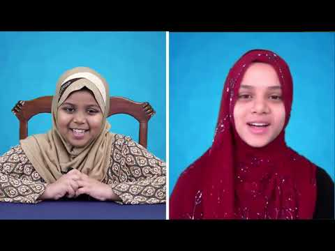 International Qur'an Competition | Semi-Finals I |  Maryam Masud | Qalam Collegiate Academy.