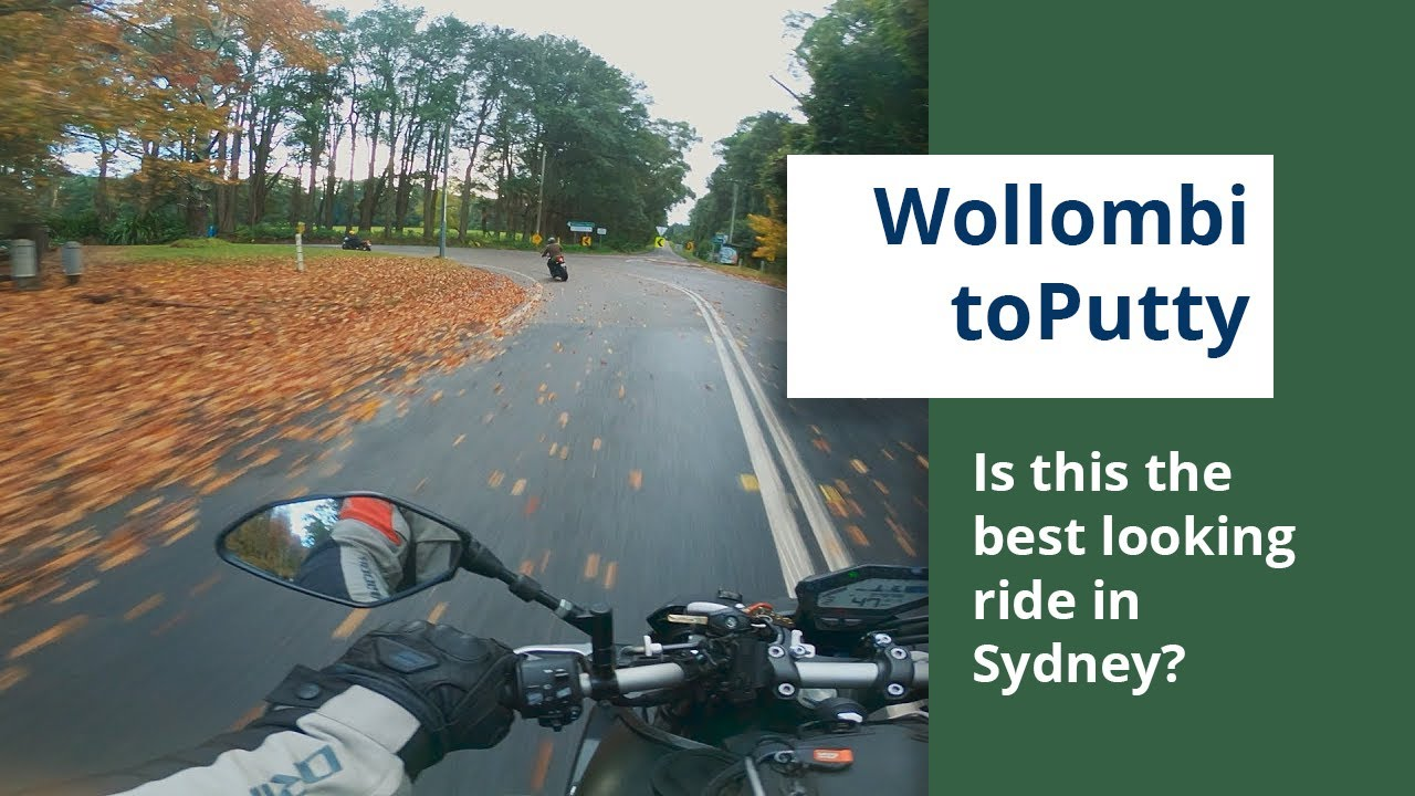 Riding the Wollombi, Putty Road Loop - Places to ride around Sydney