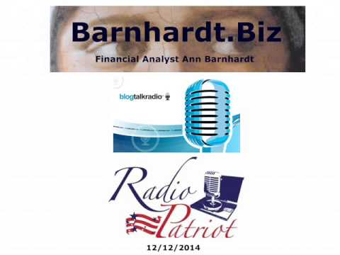 Ann Barnhardt: Obama Probably Indonesian National; IRS Seized Bank & Pay Pal Accounts