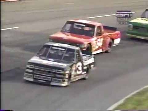 New Louisville motorspeedway 1993 trucks bluegrass 300