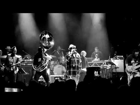 The Roots - Step Into the Realm - Gramercy Theatre January 2018