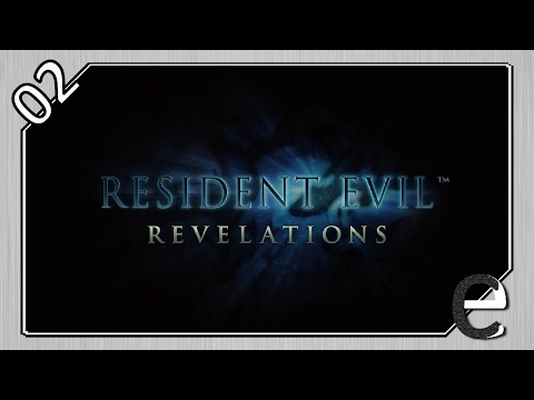 Exposition! || Let's Play Resident Evil Revalations #02