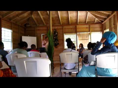 GRENADA PATOIS DOCUMENTATION WORKSHOP - PART 1