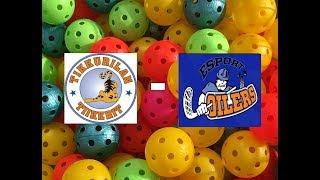 Tiikerit - Oilers (B-pojat, harkkamatsi)